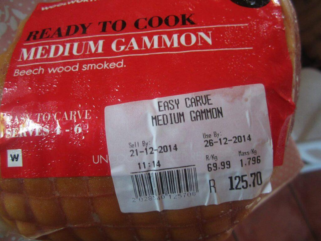 GAMMON 001