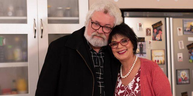 Herman Binge en Marinda Engelbrecht